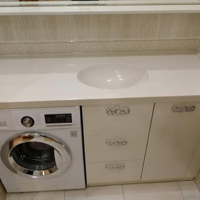 Мебель для ванной комнаты-Мебель для ванной «Модель 21»-фото1