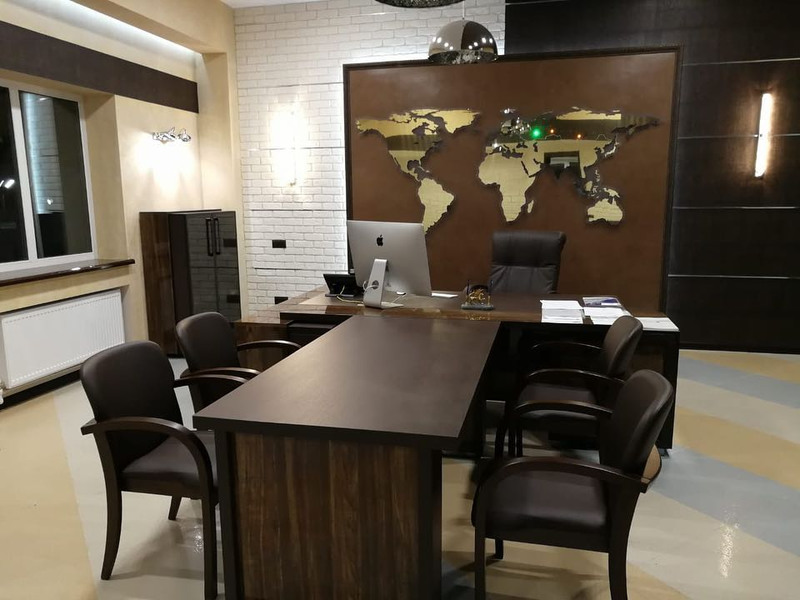 Офисная мебель-Офисная мебель «Модель 56»-фото1