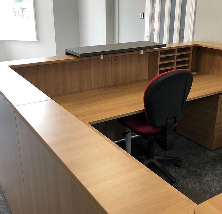 Офисная мебель-Офисная мебель «Модель 136»-фото2