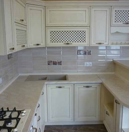 -Кухня МДФ в ПВХ «Модель 293»-фото27
