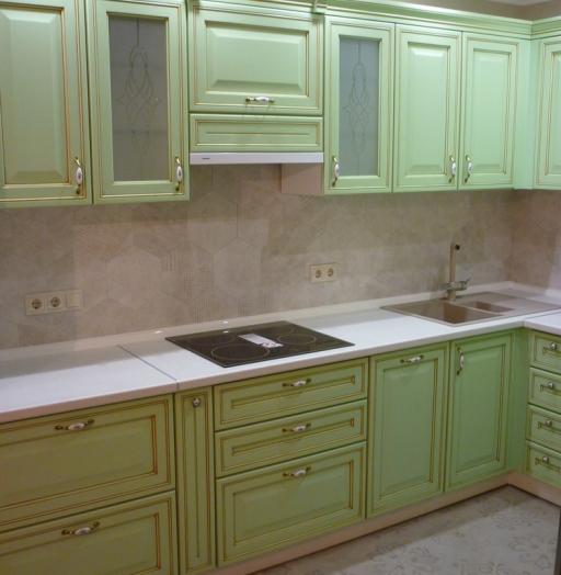 -Кухня МДФ в ПВХ «Модель 326»-фото24