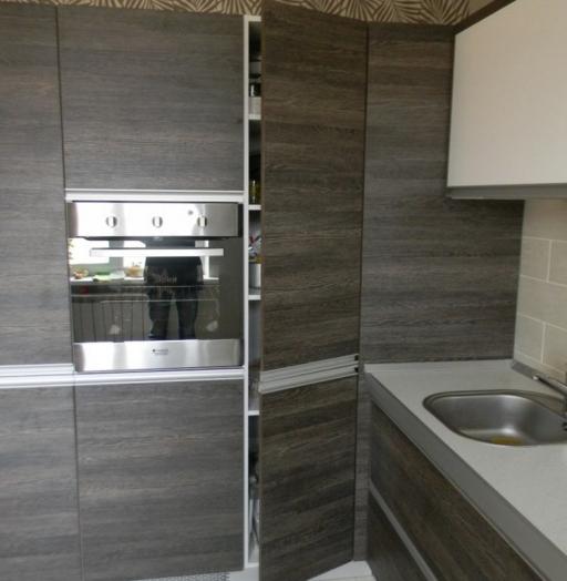-Кухня из пластика «Модель 236»-фото30