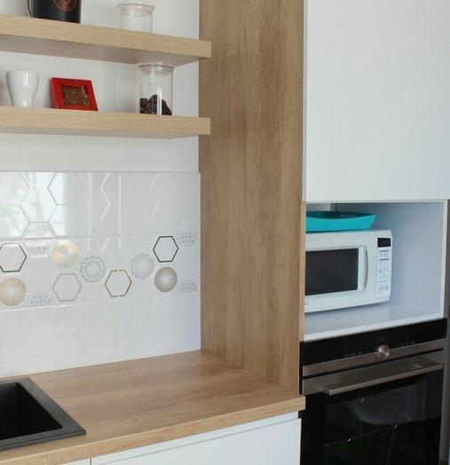 -Кухня из пластика «Модель 87»-фото20