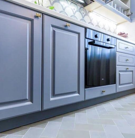 -Кухня МДФ в эмали «Модель 420»-фото13