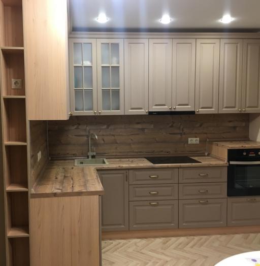 -Кухня МДФ в ПВХ «Модель 62»-фото16