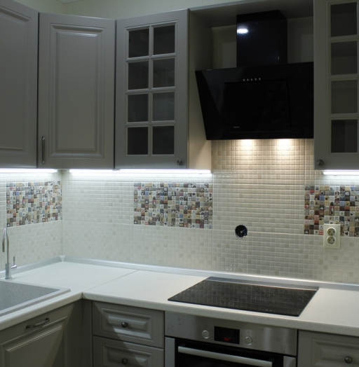 -Кухня из массива «Модель 157»-фото5