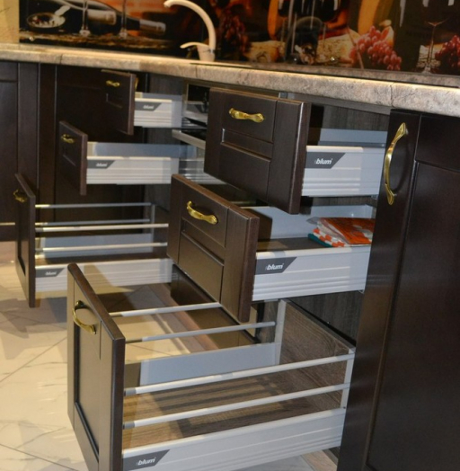 -Кухня из массива «Модель 160»-фото30