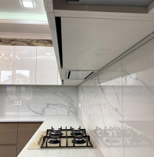 -Кухня МДФ в эмали «Модель 565»-фото25